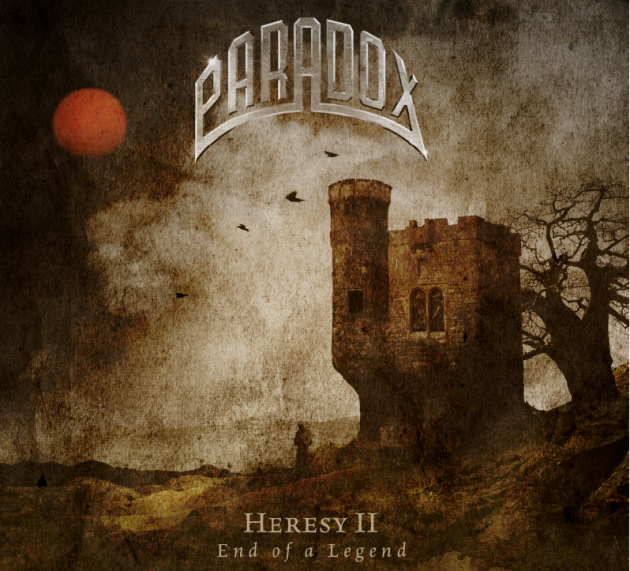 PARADOX – Heresy II. End Of A Legend