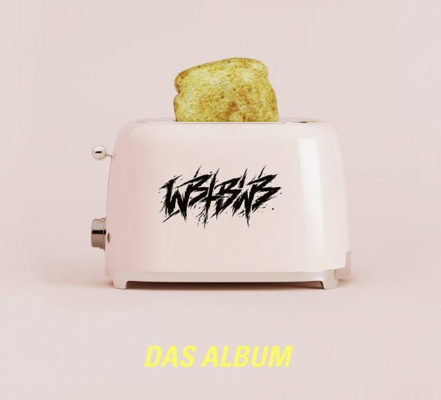 WE BUTTER THE BREAD WITH BUTTER – Das Album