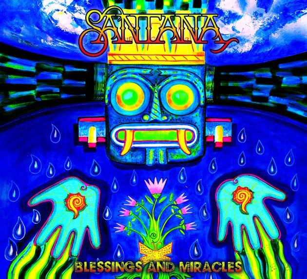 SANTANA – Blessings And Miracles